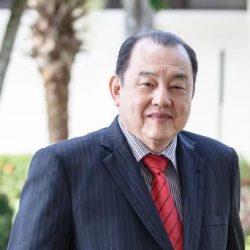Elder Tan Tek Seng, a mechanical engineer by training, was the former National President of Full Gospel Business Men's Fellowship International Malaysia; Initiator